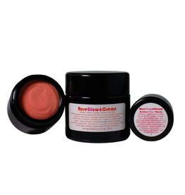 Living Libations Rose Glow Crème 15ml