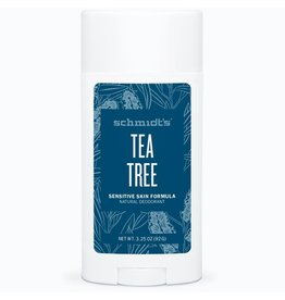Schmidt's Schmidt's (Sensitive) Tea Tree Deodorant