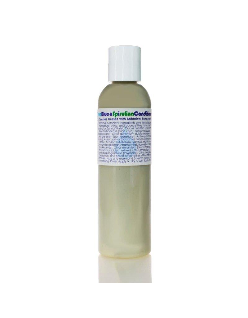 Living Libations True Blue Spirulina Hair Conditioner