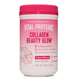 Vital Proteins Collagen Beauty Glow - Tropical Hibiscus