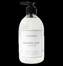 lovefresh Lavender Hand & Body Wash