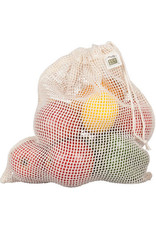 Eco-Bags Organic Cotton Mesh Sack (Medium)