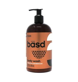 Basd Basd Body Wash - Seductive Sandalwood