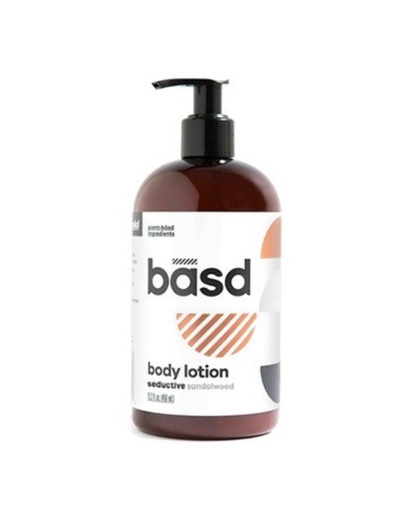 Basd Basd Body Lotion Seductive Sandalwood