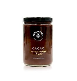 Beekeepers Naturals Cacao Honey