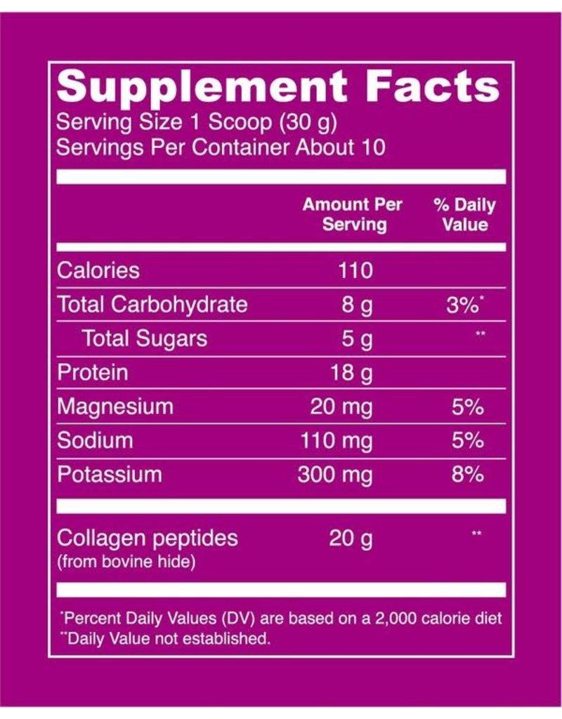 Vital Proteins Collagen Peptides - Dark Chocolate Blackberry