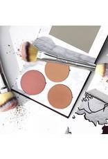 Fitglow Beauty Sunny Days Cheek Trio Palette