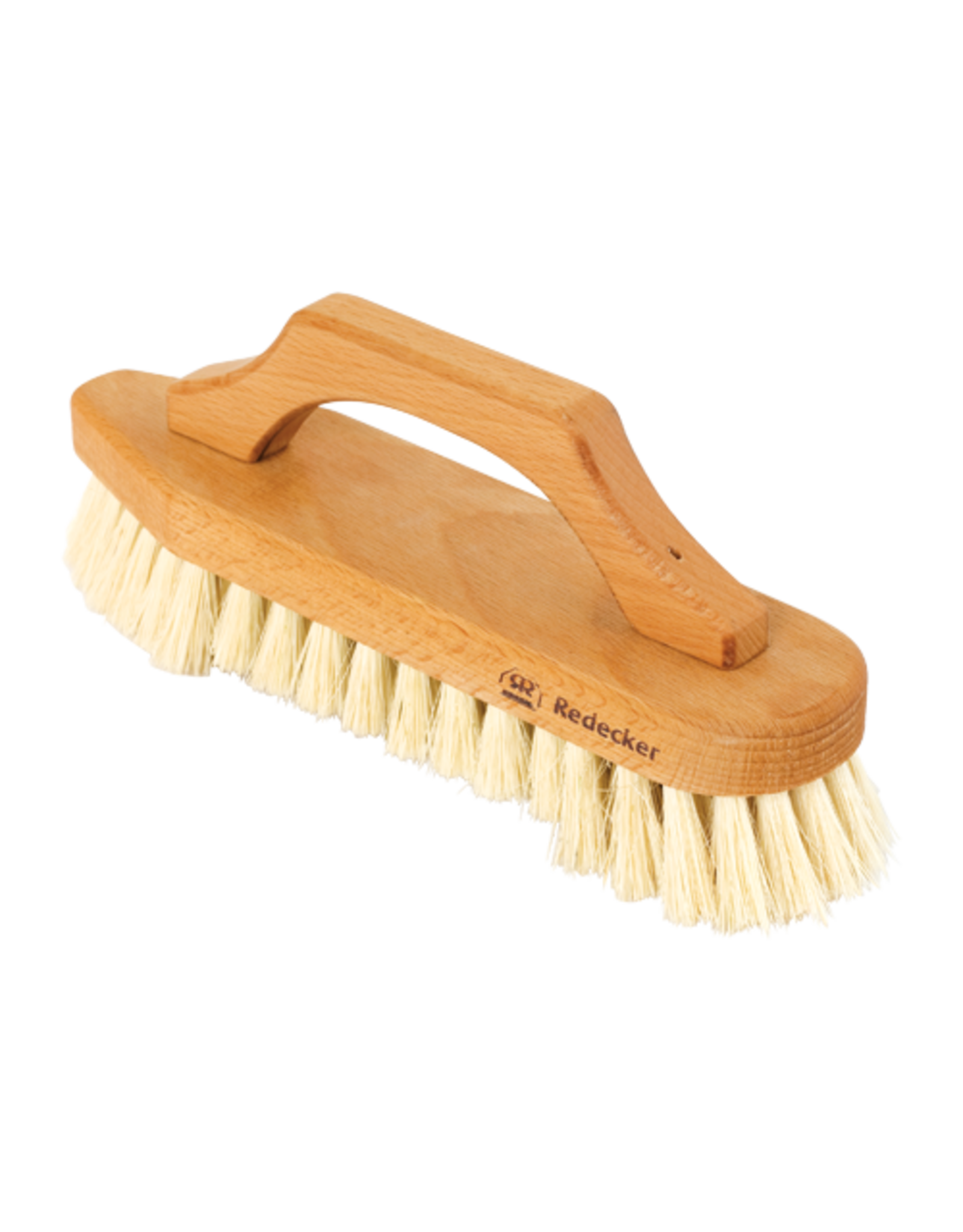 Redecker Scrub Brush With Bow-shaped Handle