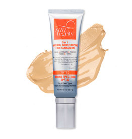 Suntegrity Suntegrity 5 in 1 Broad Spectrum SPF 30 Facial Sunscreen - GOLDEN LIGHT