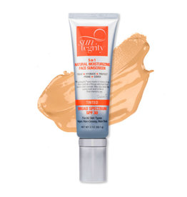 Suntegrity Suntegrity 5 in 1 Broad Spectrum SPF 30 Facial Sunscreen - MEDIUM