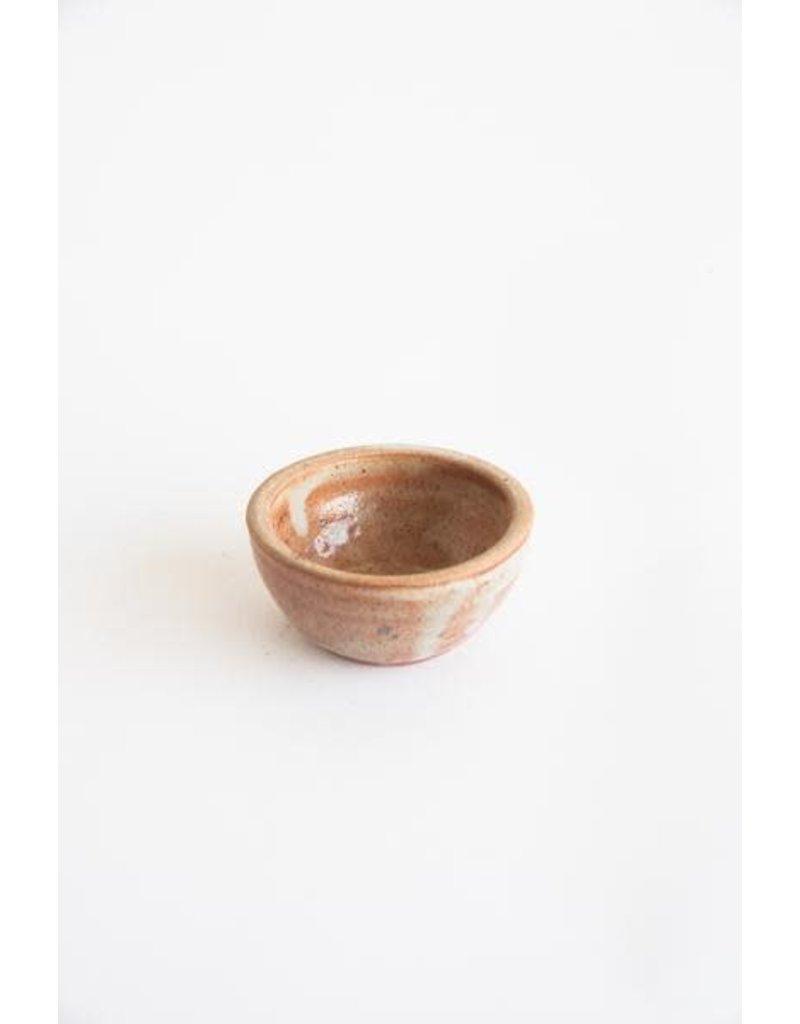 Incausa Stoneware Smudge Bowl - Shino Glaze