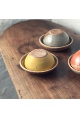 Incausa Stoneware Smudge Bowl - Woo Yellow
