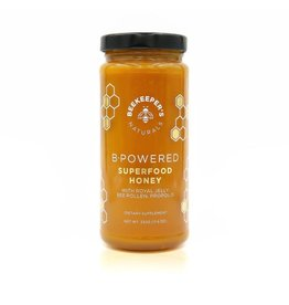 Beekeepers Naturals B.Powered Superfood Honey