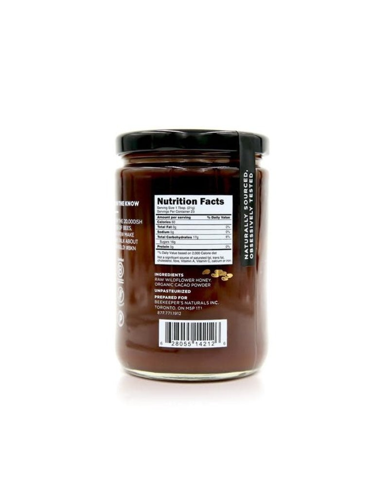 Beekeepers Naturals Cacao Superfood Honey