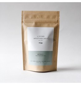 Living Apothecary Detoxify Herbal Tea Blend