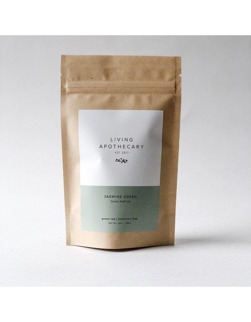 Living Apothecary Jasmine Green Tea Blend