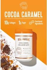 Vital Proteins Cocoa Caramel Collagen Latte