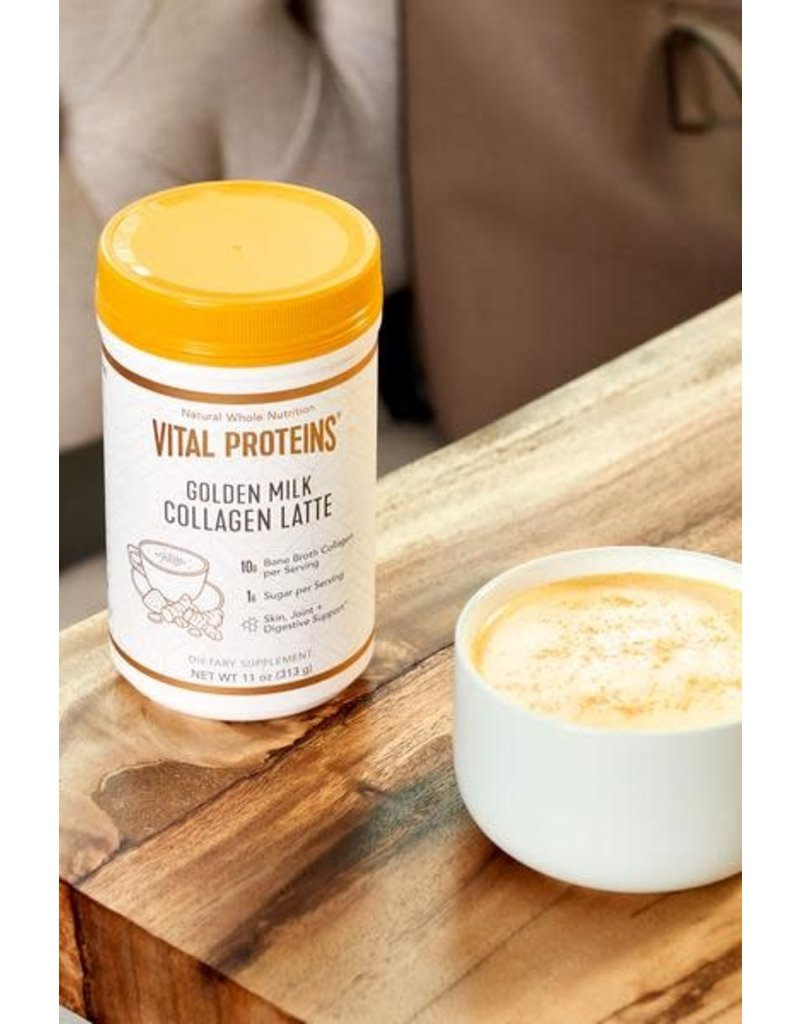 Vital Proteins Golden Milk Collagen Latte
