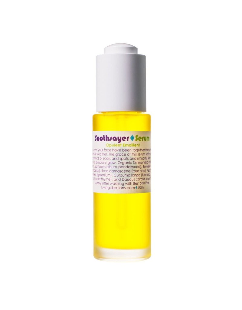 Living Libations Soothsayer Serum