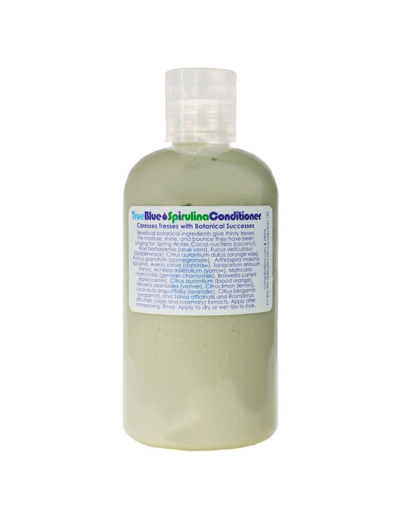Living Libations True Blue Spiralina Conditioner 240ml