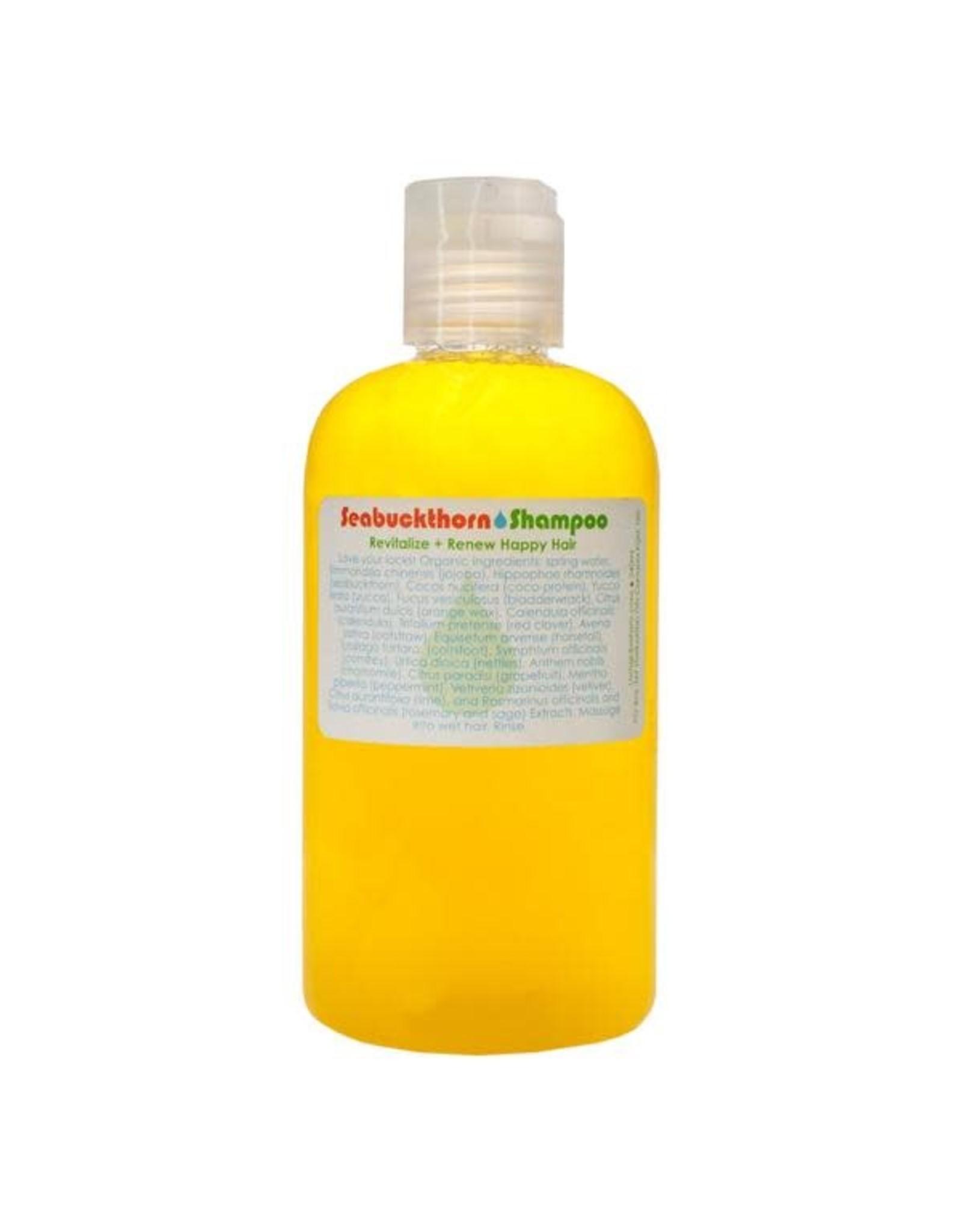 Living Libations Seabuckthorn Shampoo 240ml