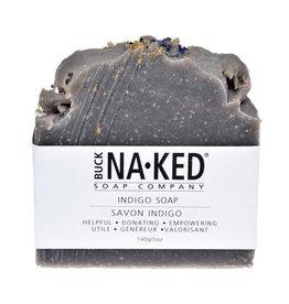 Buck Na.ked Soap Company Indigo Soap