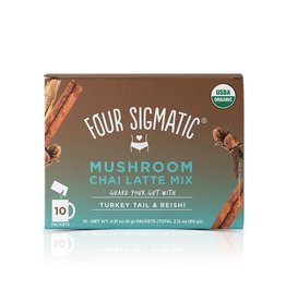 Four Sigmatic Mushroom Chai Latte (single)