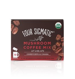 Four Sigmatic Mushroom Coffee - Cordyceps & Chaga (single)