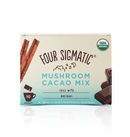 Four Sigmatic Mushroom Hot Cacao with Reishi (single)