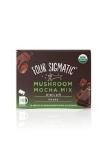 Four Sigmatic Mushroom Mocha with Chaga & Cacao (single)