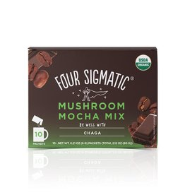 Four Sigmatic Mushroom Mocha with Chaga & Cacao (single)