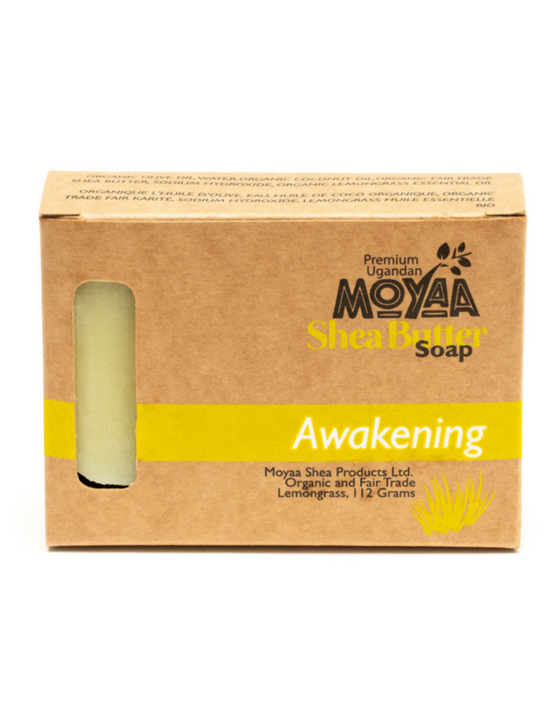 Garden City Essentials Shea Butter Soap - Awakening
