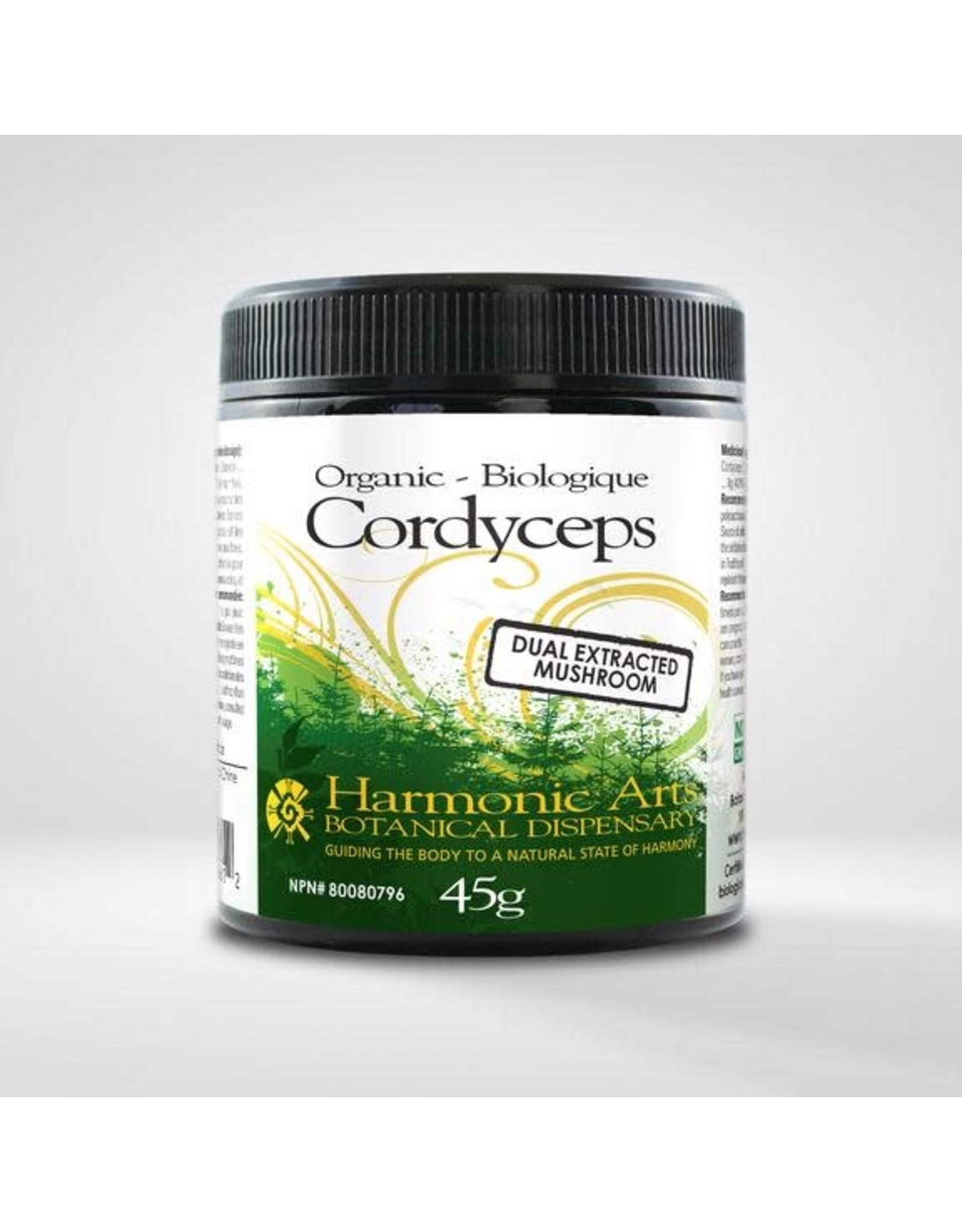 Harmonic Arts Cordyceps Dual Extract Powder