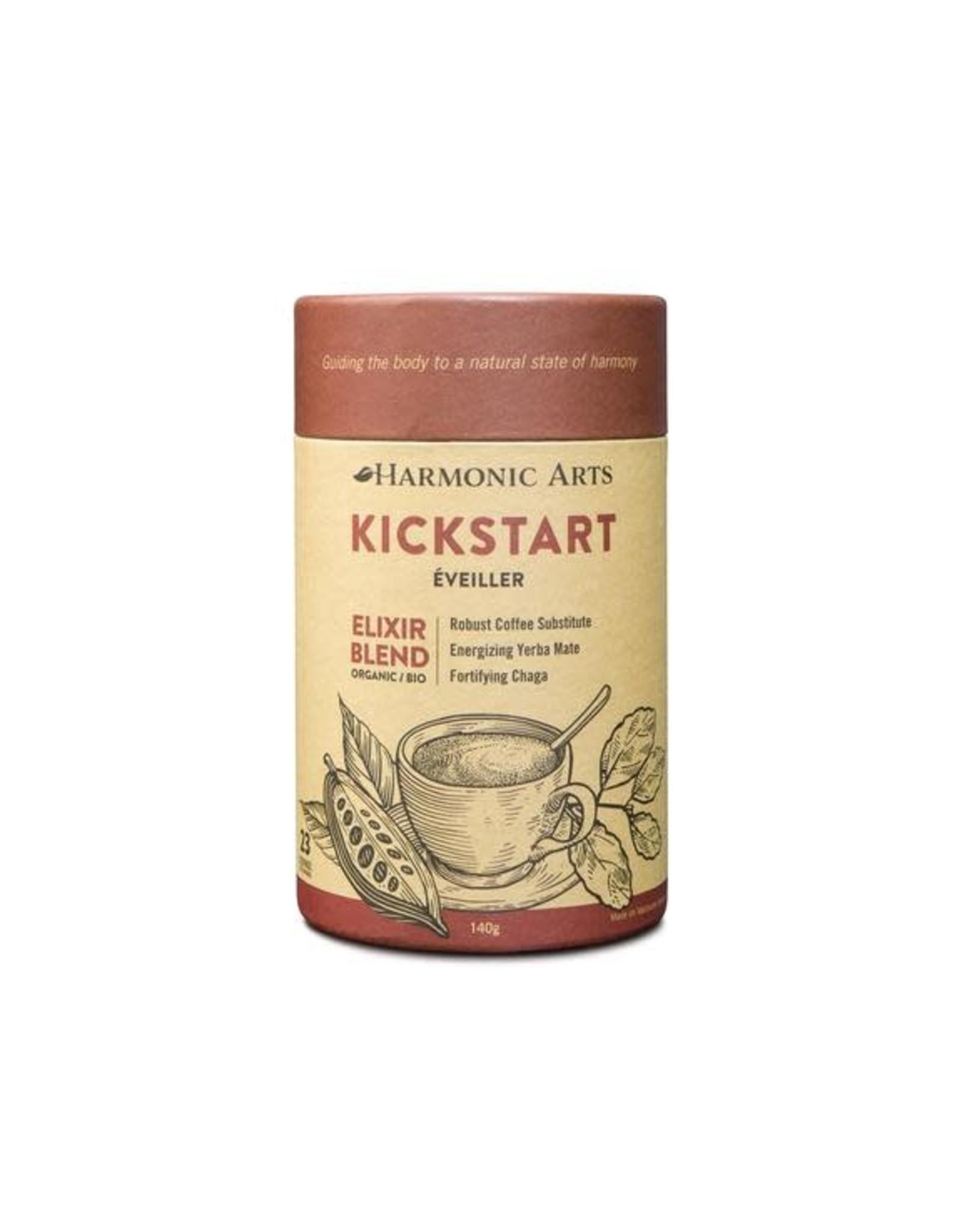 Harmonic Arts Kickstart Elixir Blend