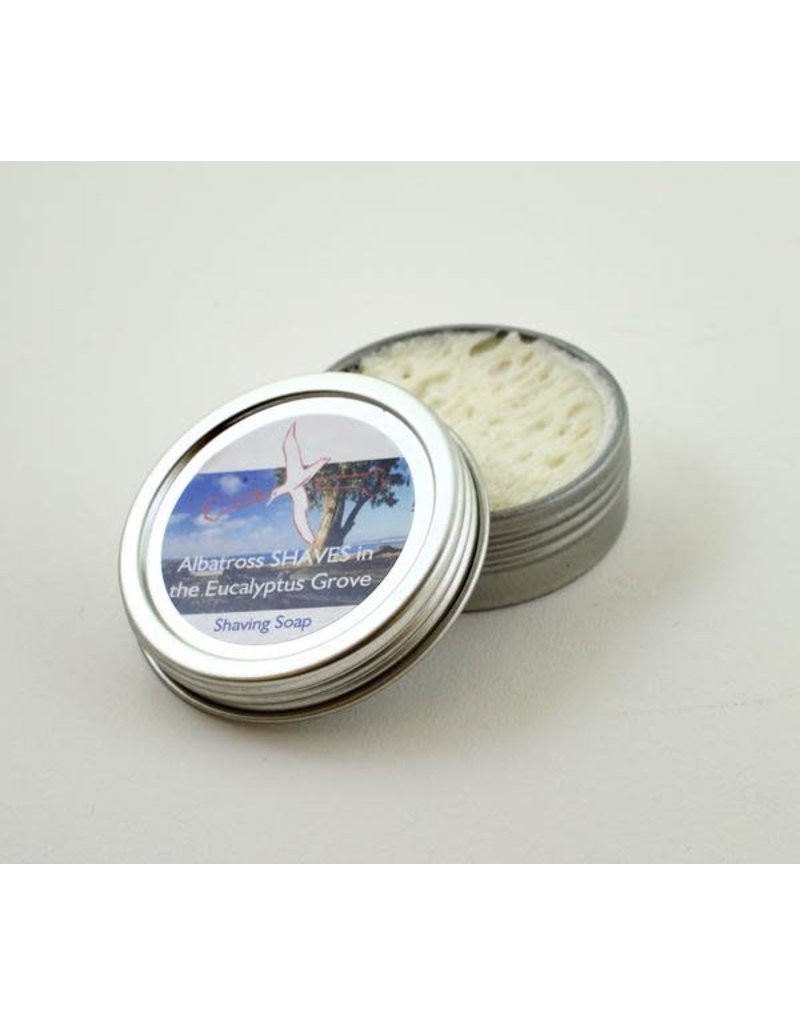 Albatross Natural Shaving Soap