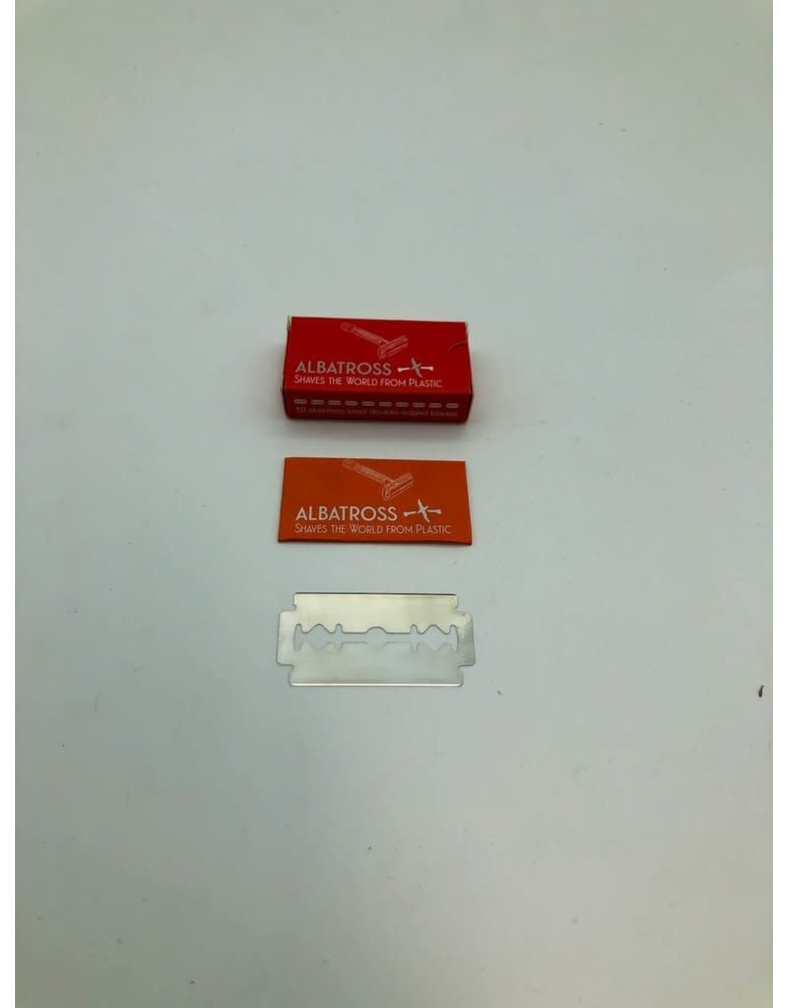 Albatross Safety Razor Replacement Blades