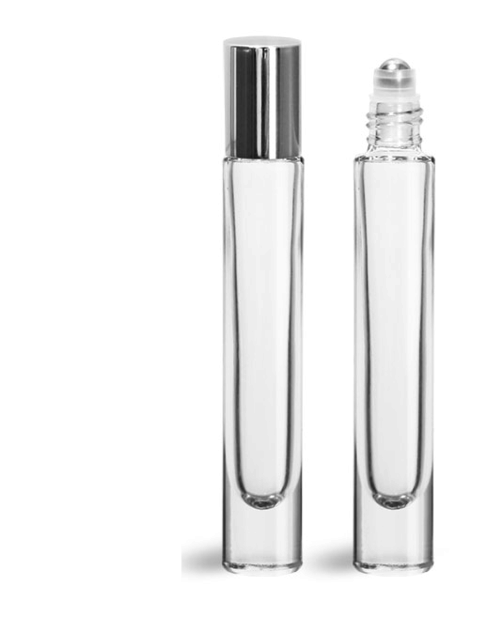 Garden City Essentials Glass Roll On Bottle with Cap - 10 ml