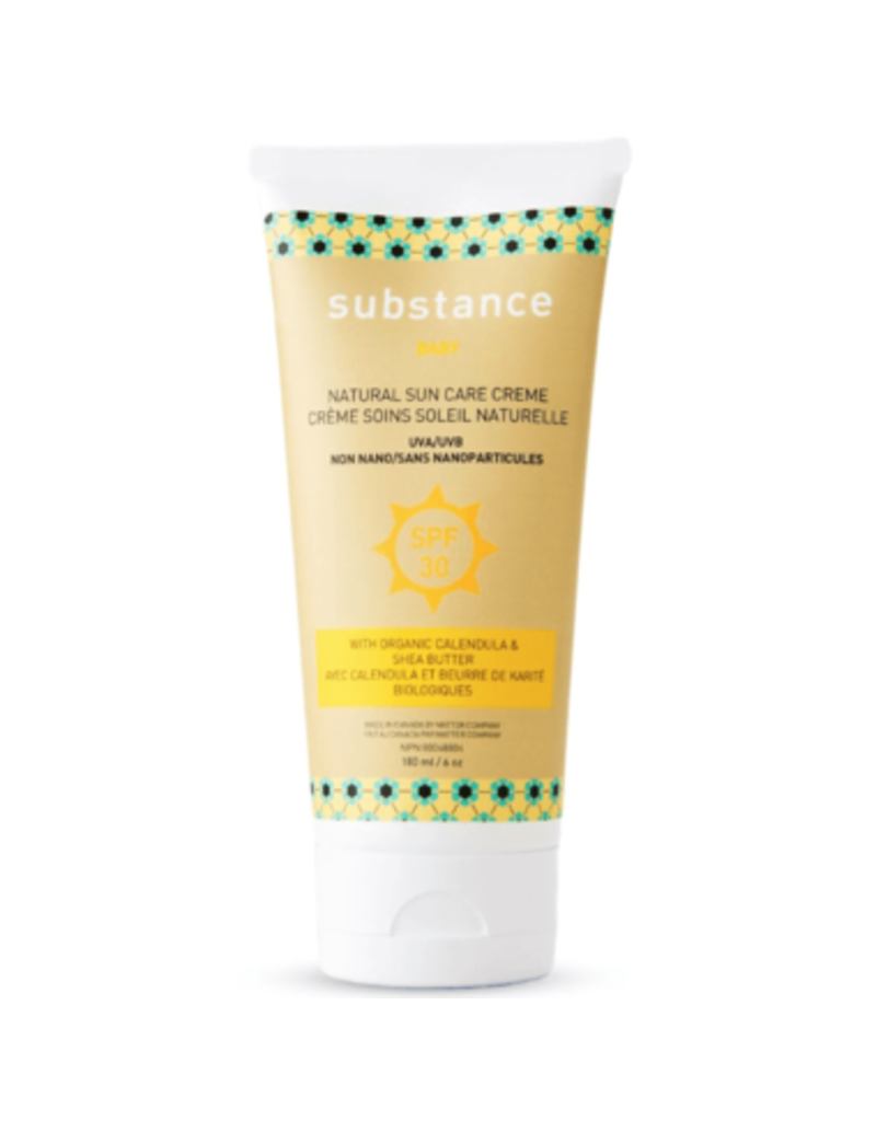 Matter Company Substance Sun Care Cream For Baby