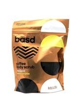 Basd Indulgent Crème Brûlée Coffee Body Scrub