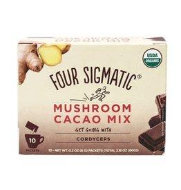 Four Sigmatic Mushroom Hot Cacao with Cordyceps (single)