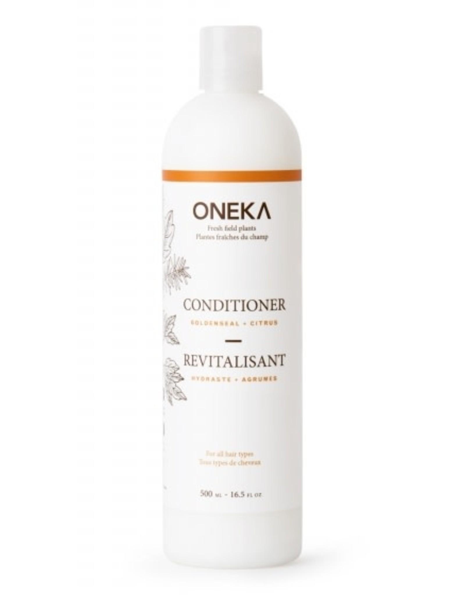 Oneka Goldenseal & Citrus Conditioner