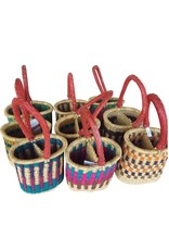 Baraka Baskets Baraka 2 Bottle Basket (random colours)