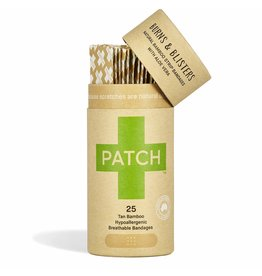 Patch Organic Bamboo Adhesive Strip Bandages (aloe vera)