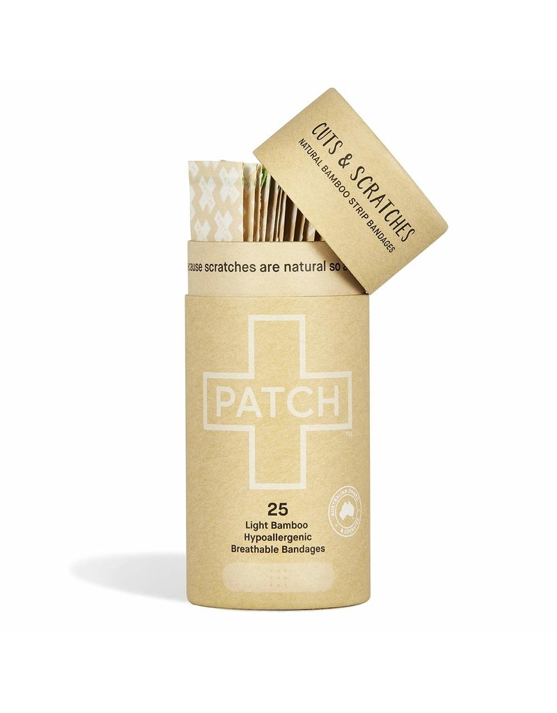 Patch Patch Organic Bamboo Adhesive Strip Bandages