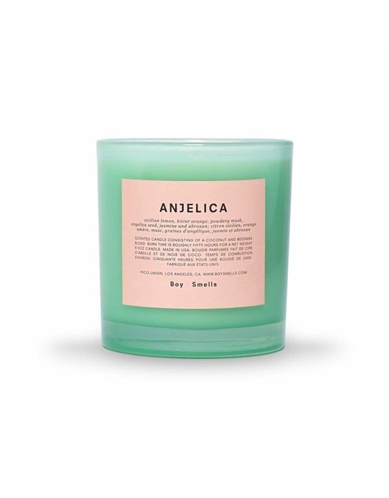Boy Smells Angelica