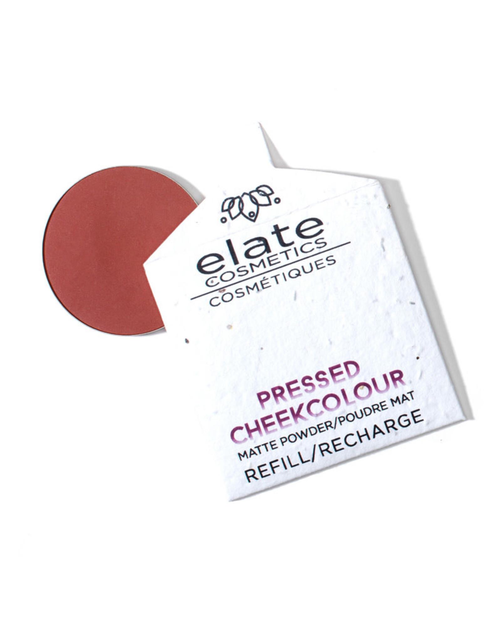 Elate Cosmetics Elate Pressed Cheek Colour - Triumph (refill)