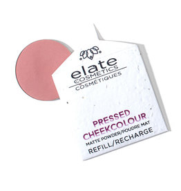 Elate Cosmetics Elate Pressed Cheek Colour - Brave (refill)