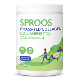 Sproos Grass-Fed Collagen - Unflavoured