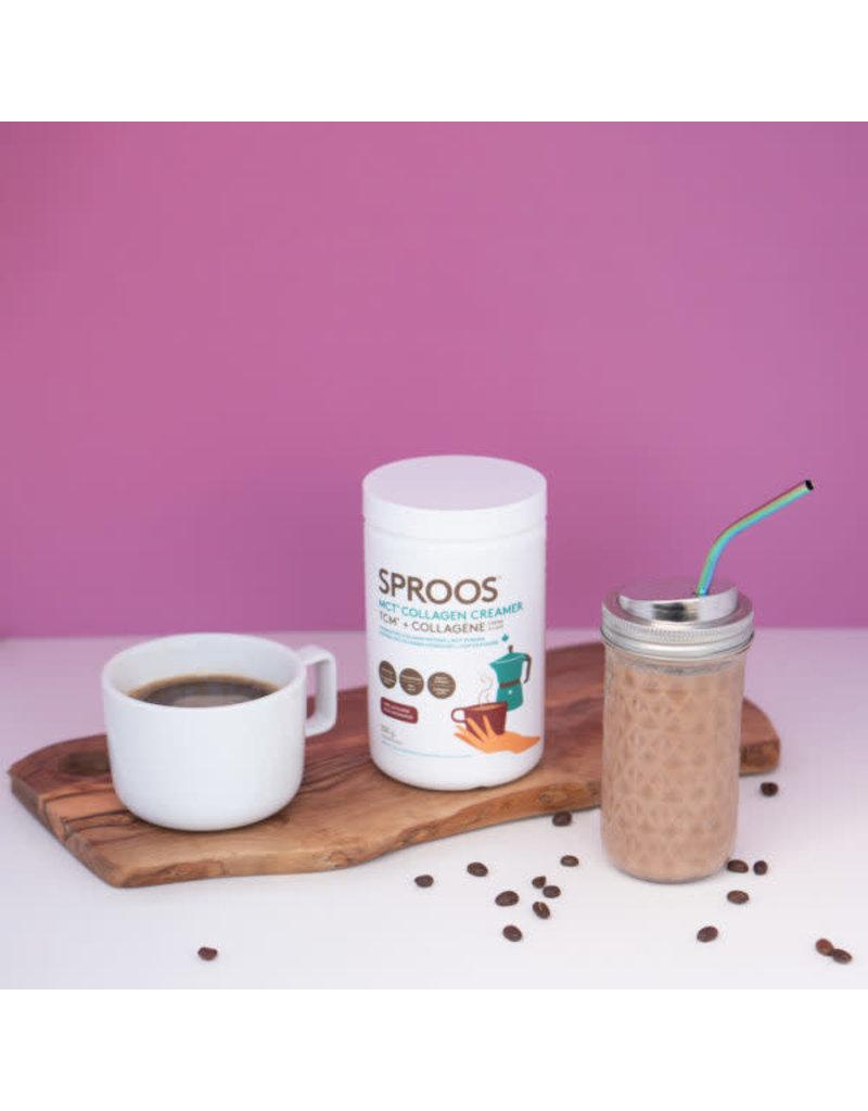 Sproos MCT Collagen Creamer - Unflavoured