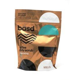 Basd Invigorating Mint Coffee Body Scrub